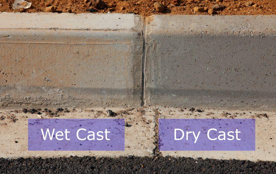 Wet Cast vs Drt Cast